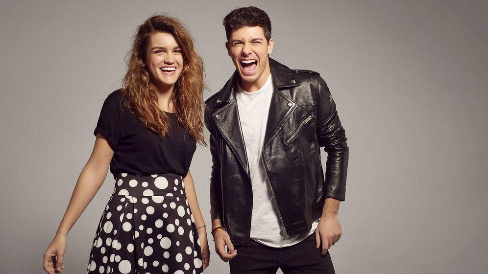 Foto: Amaia y Alfred. (RTVE)