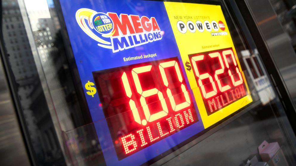 Un único acertante de la lotería se lleva más de 1600 millones en Estados Unidos