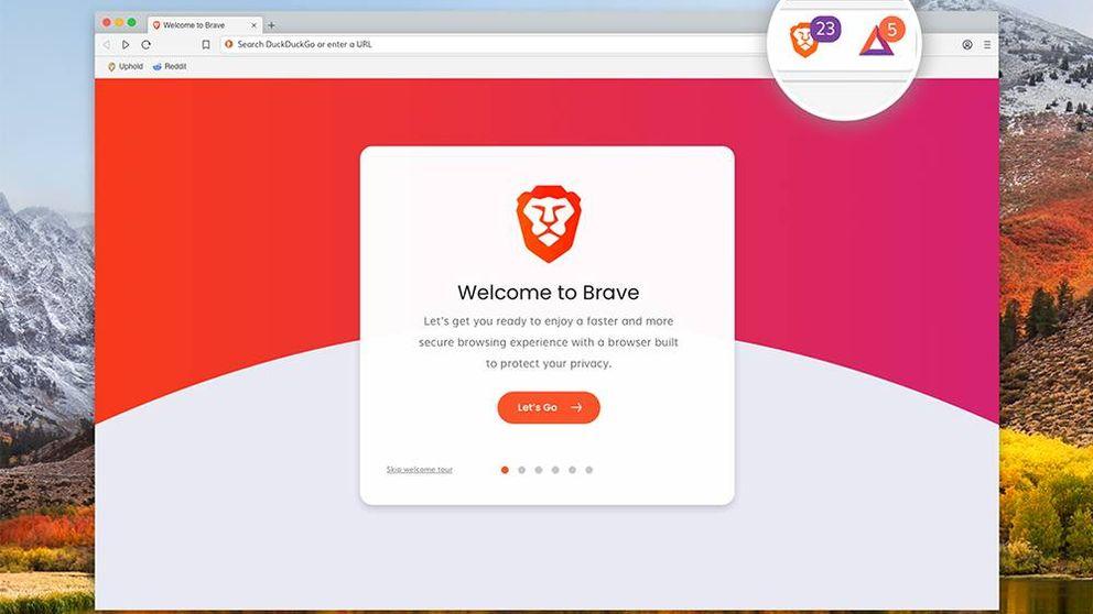 Seis razones por las que deberías empezar a usar Brave y abandonar Google Chrome