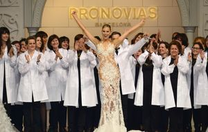 Pronovias se apunta a la expansión internacional de la moda española