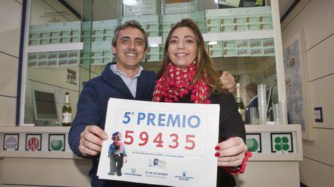 Ya han salido cinco quintos premios, que reparten 60.000 euros a la serie