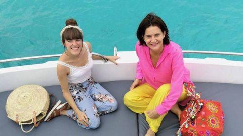 La razón por la que Samantha Vallejo-Nágera está en Maldivas