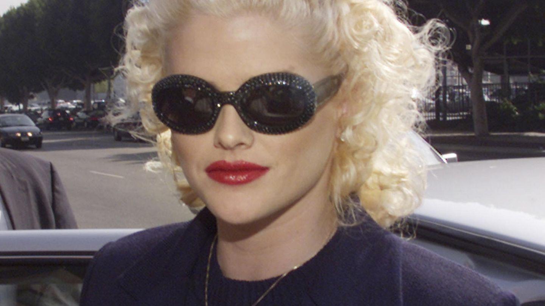 Anna Nicole Smith, en una imagen de 1999. (Reuters)