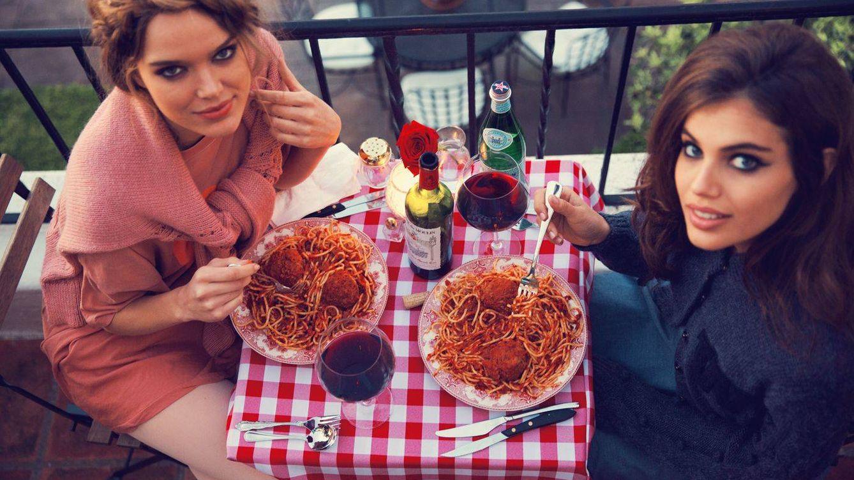 Foto: ¿Te has pasado con las calorías? Imagen: Wildfox