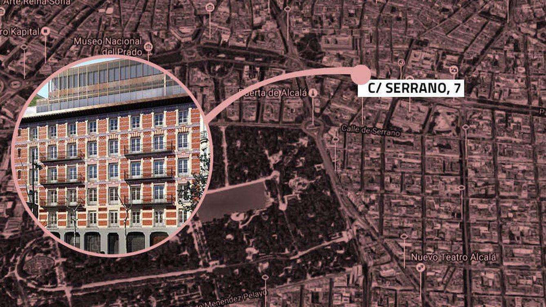 Foto: El inmueble de Serrano 7, Madrid