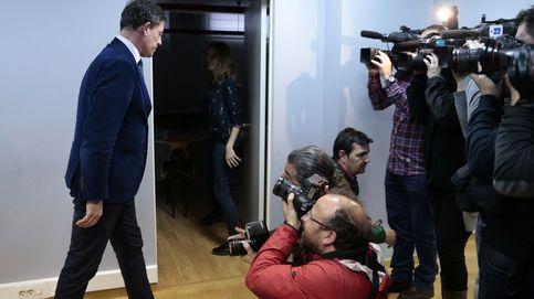 Ferraz busca mantener el control del PSdeG tras la caída de Besteiro
