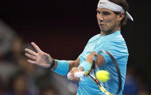 Nadal se mete en cuartos de final de Pekín tras ganar a Kohlschreiber