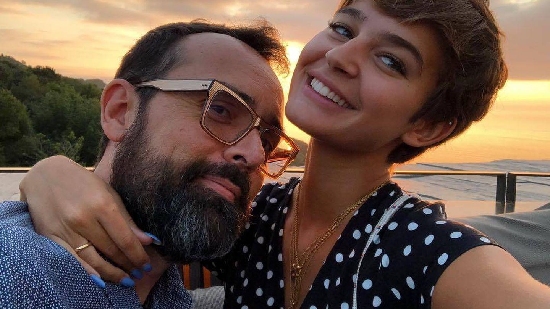 Risto Mejide y Laura Escanes. (IG)