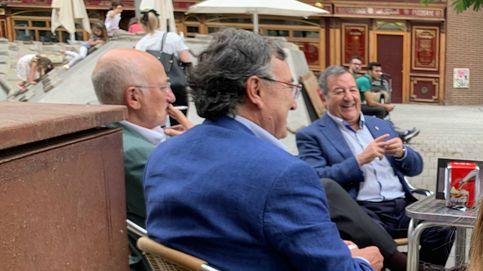 Juan Roig: pitillos, gintónics y 'conference calls' a su paso por Madrid