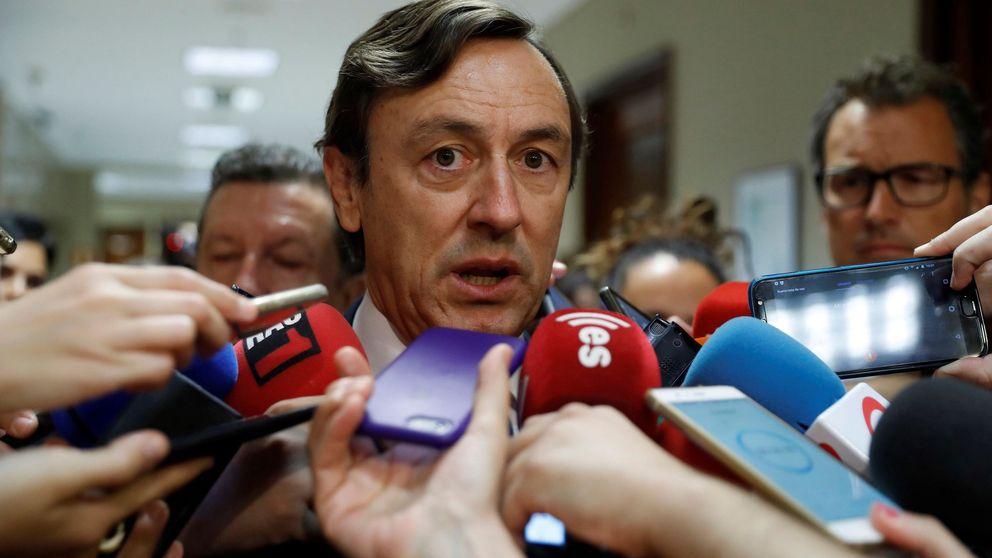 Rafael Hernando, el último 'hombre duro' del Partido Popular