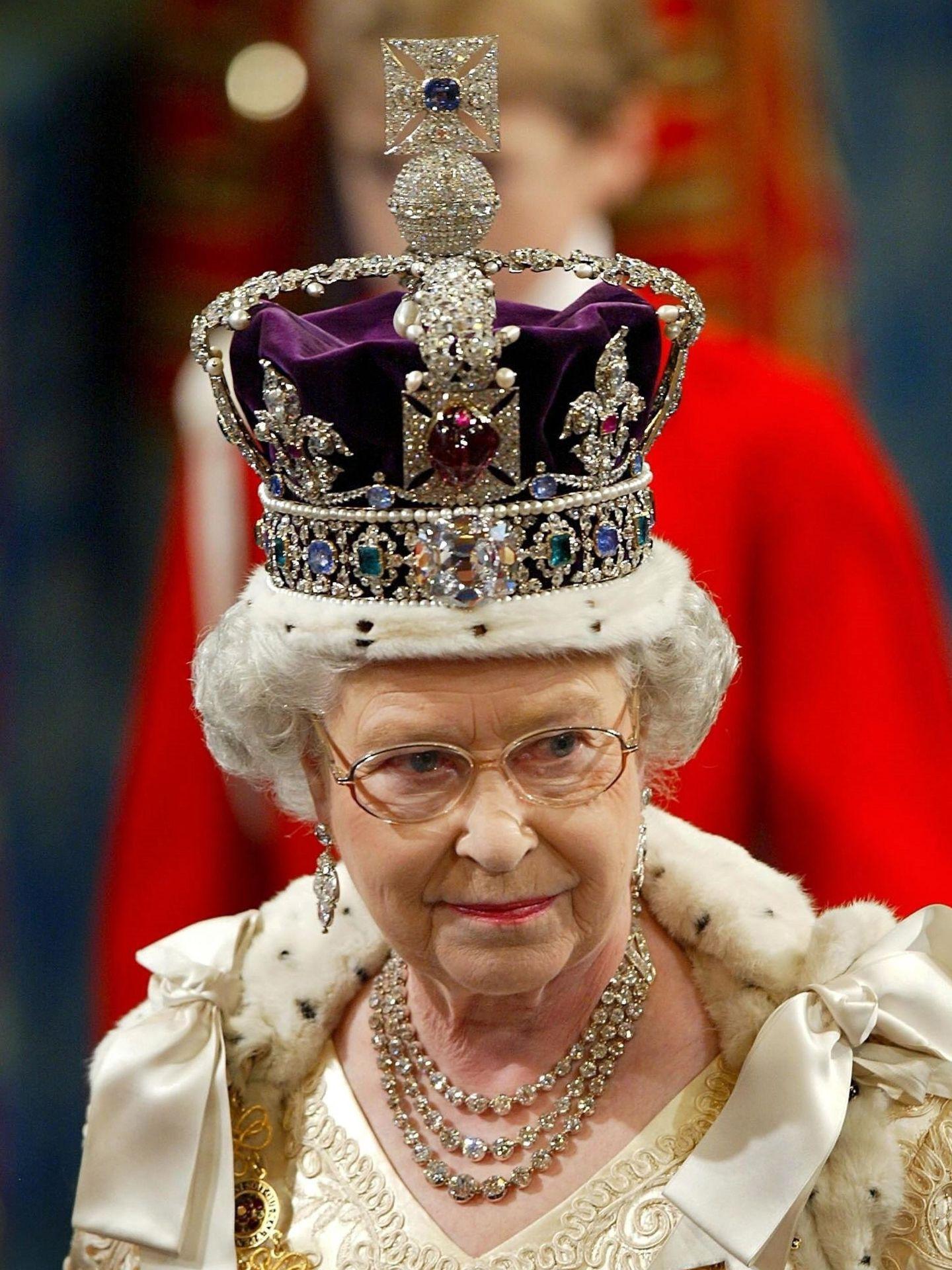 La reina Isabel, en una imagen de archivo. (EFE)
