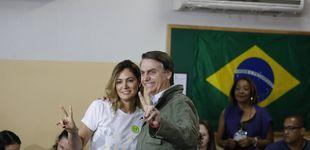 Post de La 'otra' Melania: así es Michelle Bolsonaro, la futura primera dama de Brasil