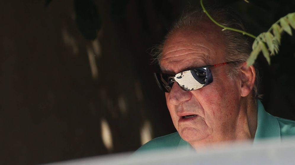 Foto: El rey Juan Carlos en una imagen de archivo. (Gtres)