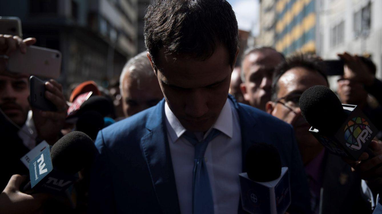 Venezuela abre un nuevo cisma: dos presidentes para un mismo Parlamento