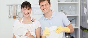 Foto: Compartir las tareas del hogar, el mejor camino hacia el divorcio