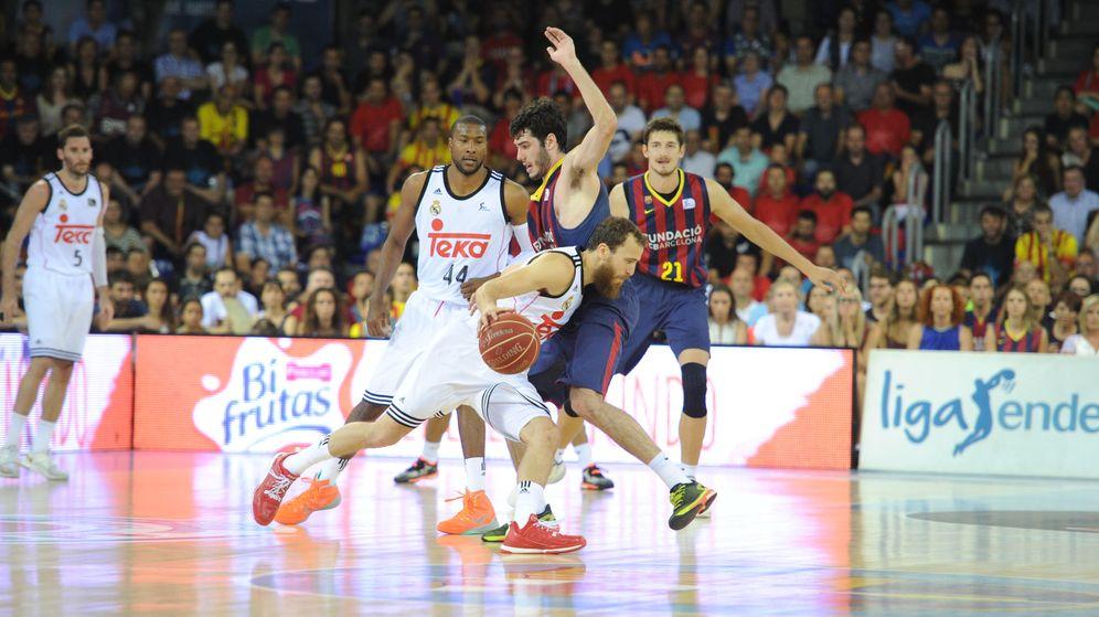 Foto: Si España juega el Preolímpico, el final de la ACB se adelantaría del 26 al 19 de junio (Foto: ACB Photo)