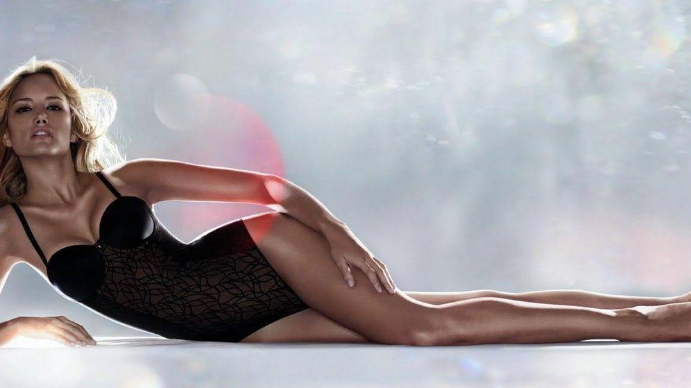 Foto: La modelo Alba Carrillo en una imagen de archivo.
