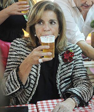 Ana Botella ya no es la sombra de Aznar