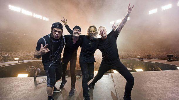 Foto: Metallica, el regalo ideal para esta Navidad en muchos hogares.