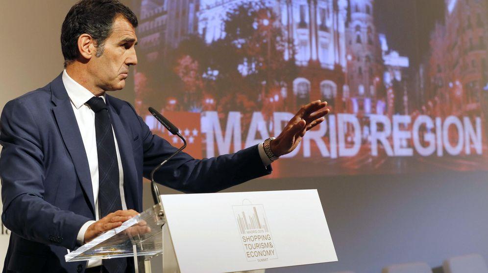 Foto: Carlos Chaguaceda, director general de Turismo de la Comunidad de Madrid. (EFE)
