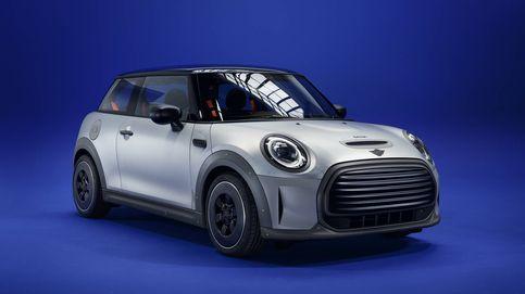 El diseñador británico Paul Smith firma el Mini Strip, ejemplo de coche sostenible