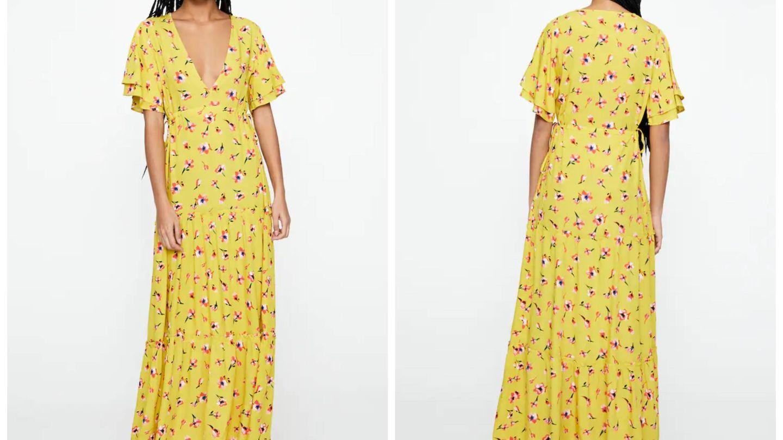 Nuevo vestido de Pull and Bear. (Cortesía)