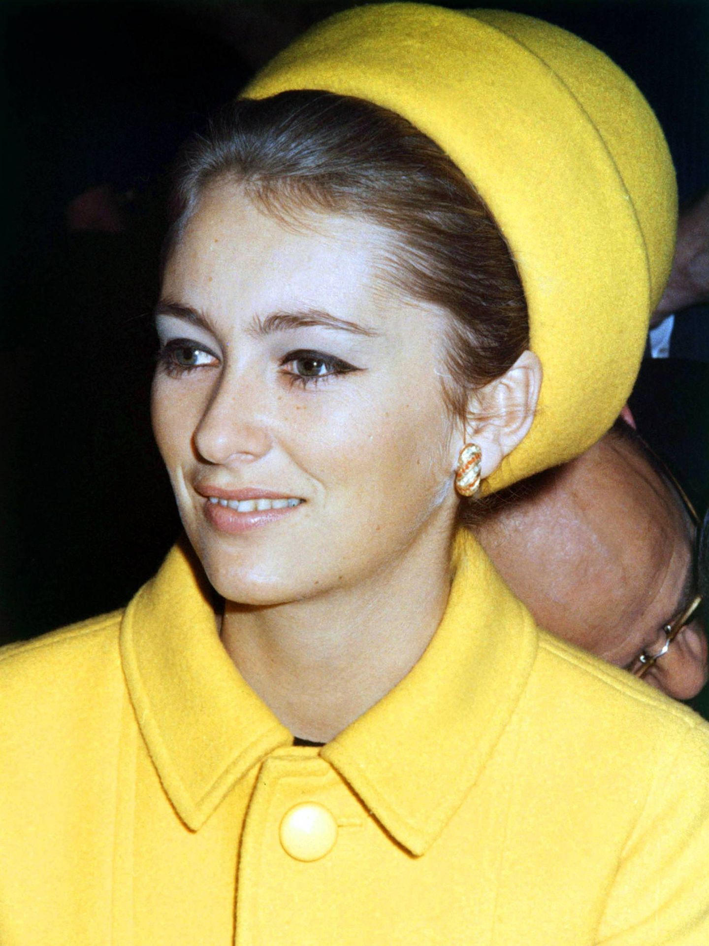 Paola de Bélgica, en 1966. (Cordon Press)
