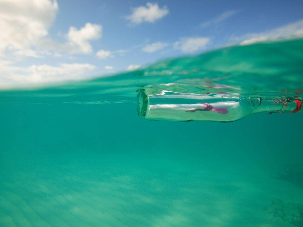 Foto: El objeto ha recorrido casi 5.000 kilómetros (Foto: iStock)