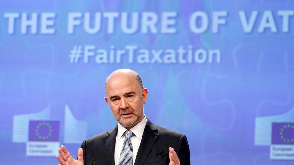 Foto: Pierre Moscovici. (Reuters)