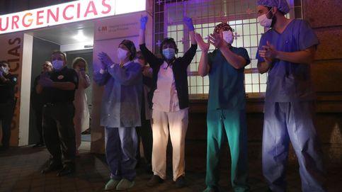 Los médicos de Madrid acuden al juzgado y exigen el material en 24 horas