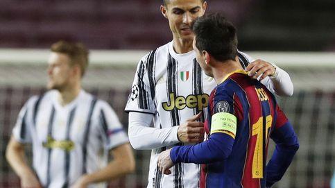 El Barça sigue excavando el hoyo en que se ha metido. Paliza de la Juventus en casa (0-3)