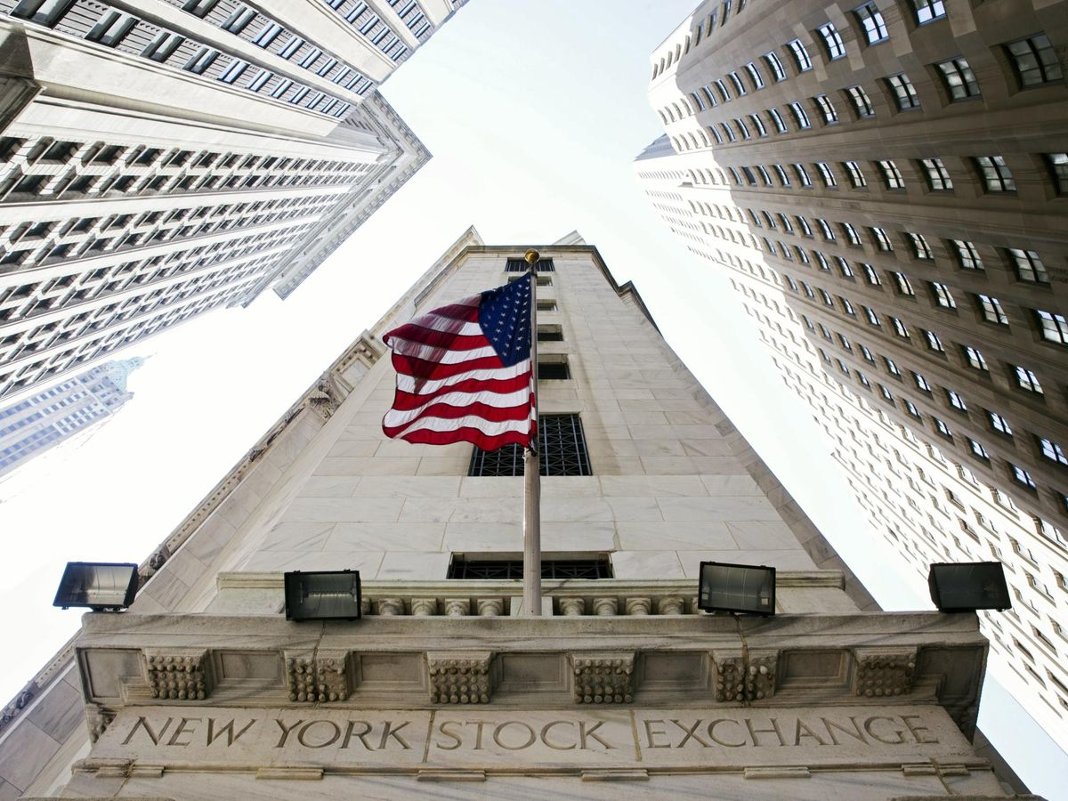 Foto: La bolsa de Nueva York. (Reuters)