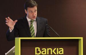 Bankia vende dos carteras de crédito por 895 millones de euros