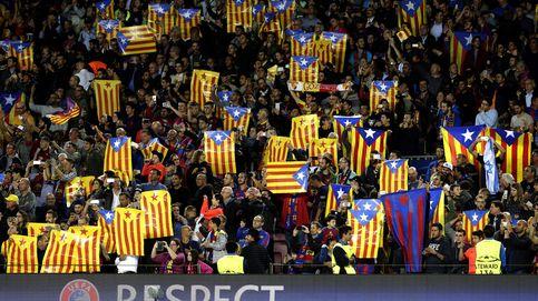 La UEFA y el veto a todas las preguntas relacionadas con Cataluña