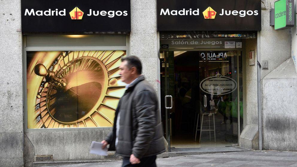Pocos menores en las casas de apuestas: Madrid solo multa a 65 locales en tres años