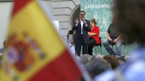 Junts pel Sí considera a Mas irrenunciable y amenaza a la CUP con elecciones en febrero