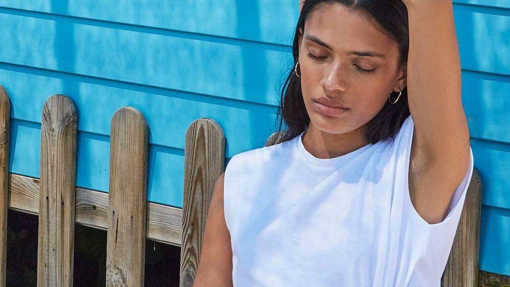 Entrena motivada y a la moda con la camiseta más cool de Stradivarius