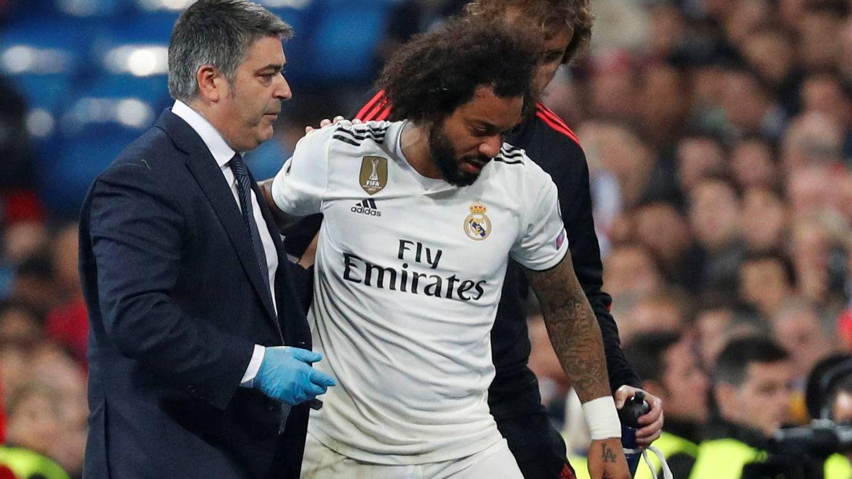 ¿Por qué hay tanta lesión muscular en el Real Madrid? El cuádruple de bajas que el Barça