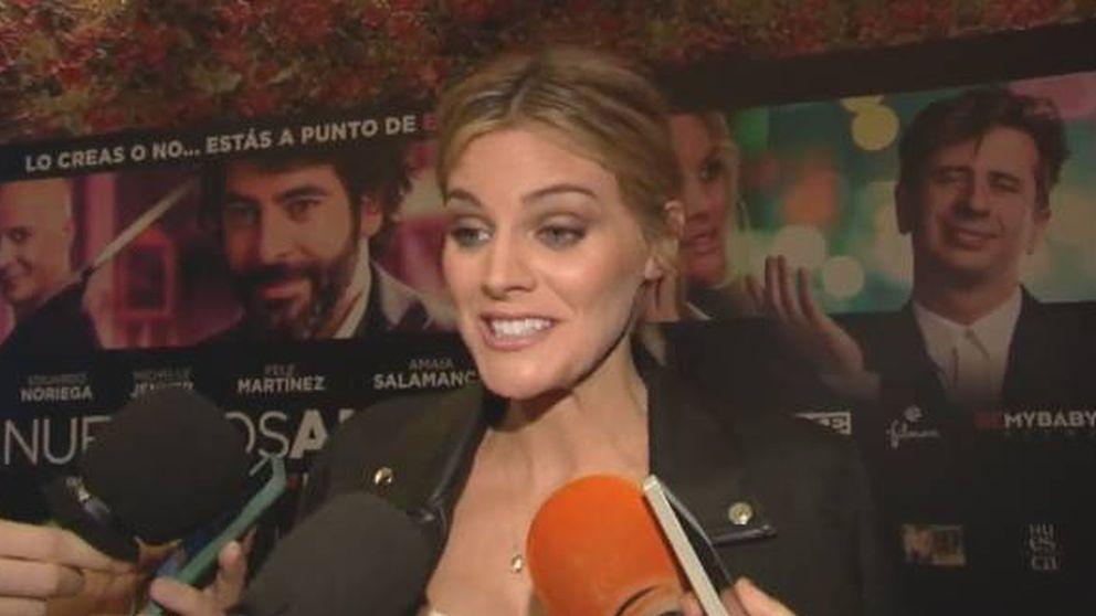 Amaia Salamanca vuelve al cine