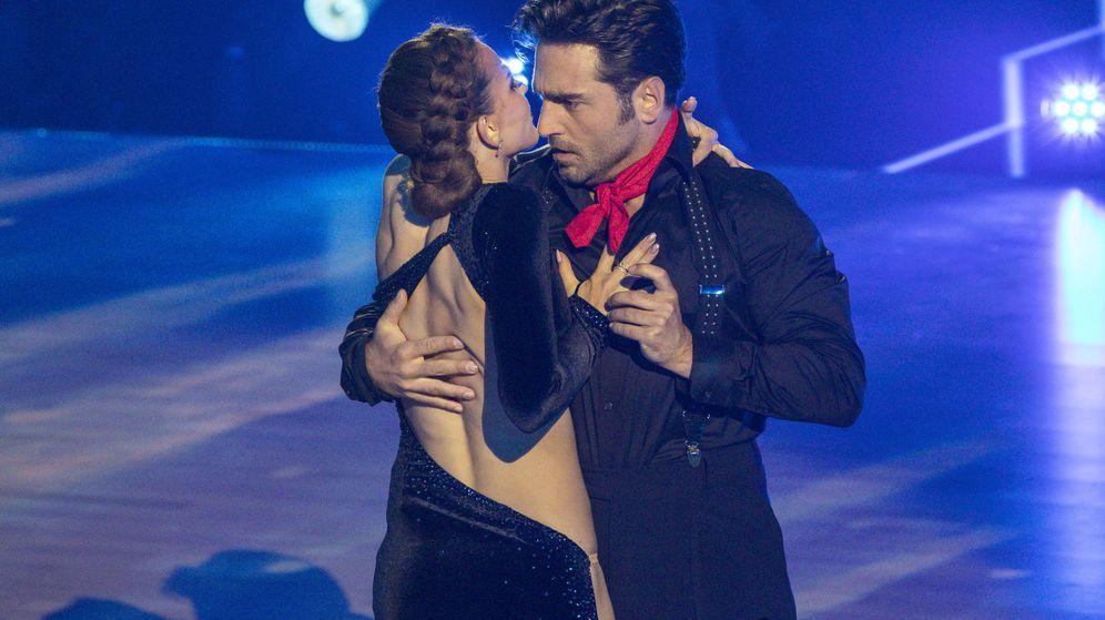 Foto: Primer baile de Bustamante y Yana. (Gtres)
