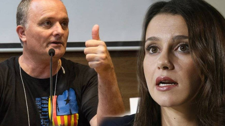 Toni Albà (TV3) carga contra Inés Arrimadas con un tuit machista y repugnante