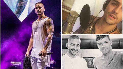 Maluma, el cantante que prendió la llama feminista y 'puso celoso' al novio de Ricky Martin