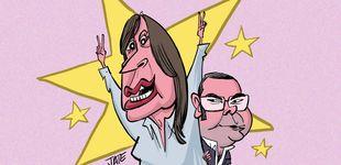 Post de Carmen Martínez-Bordiú es una estrella, caprichosa y seductora