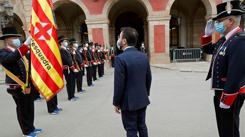 Aragonès no quiere a los escoltas de Torra: 70 agentes de élite para tres expresidentes