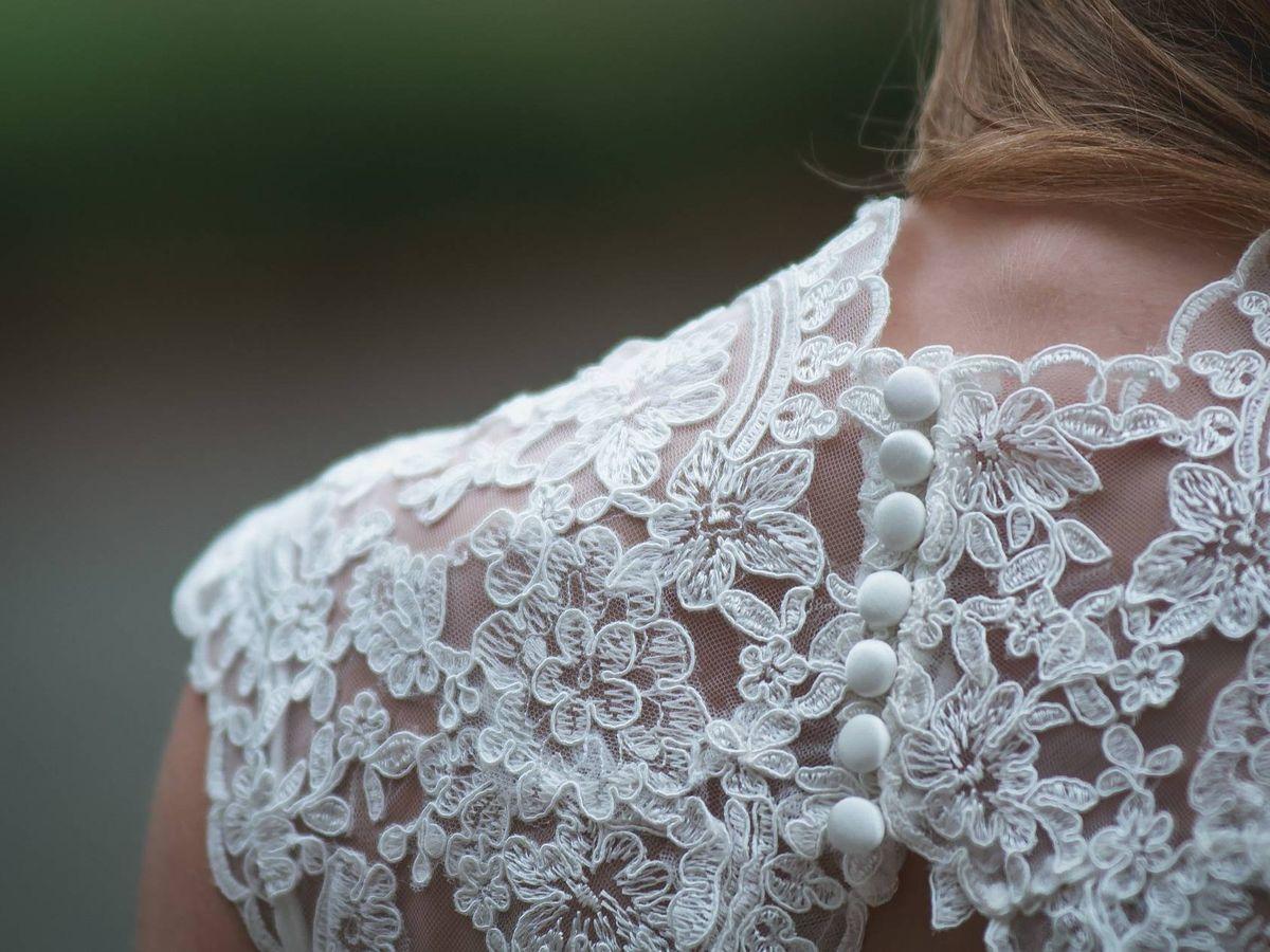 Foto: Un vestido de novia. (Pixabay)