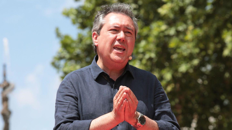 El alcalde de Sevilla, Juan Espadas. (EFE)