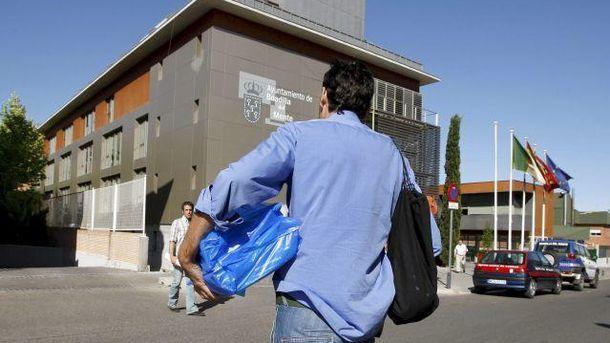 Foto: Sede del Ayuntamiento de Boadilla.