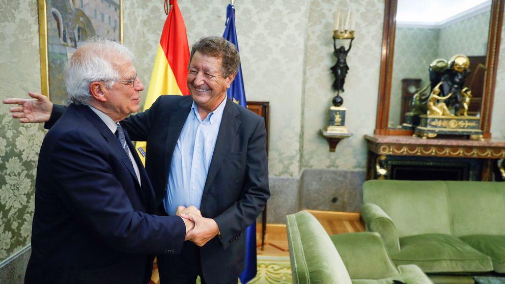 La Junta Electoral excluye a Sami Naïr de la lista del PSOE para las europeas