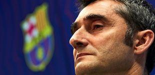 Post de Ernesto Valverde y lo previsible que es este Barcelona
