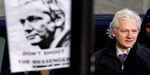 Suecia no extraditará a Assange si hay riesgo de pena de muerte